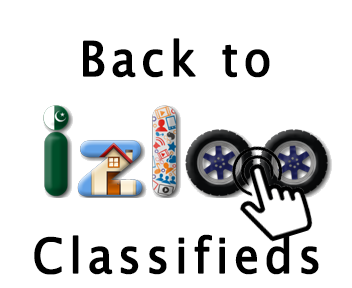 Izloo Classifieds - Largest Free Classifieds Ads Website for Pakistan