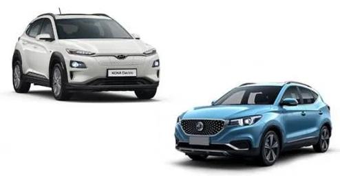 A Comparison Between Honda Cr-V & Mg Zs